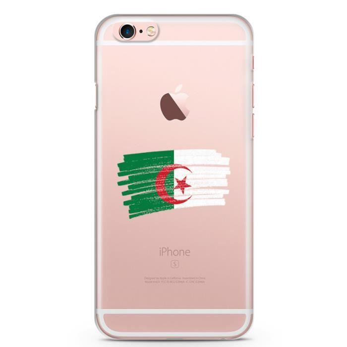 coque iphone 6 plus 6s plus algerie blanc
