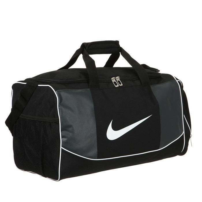 nike sac de sport taille m noir achat vente sac de. Black Bedroom Furniture Sets. Home Design Ideas