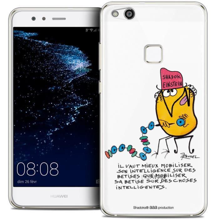 Coque Huawei P10 LITE (5.2 ) Extra Fine Les Shadok