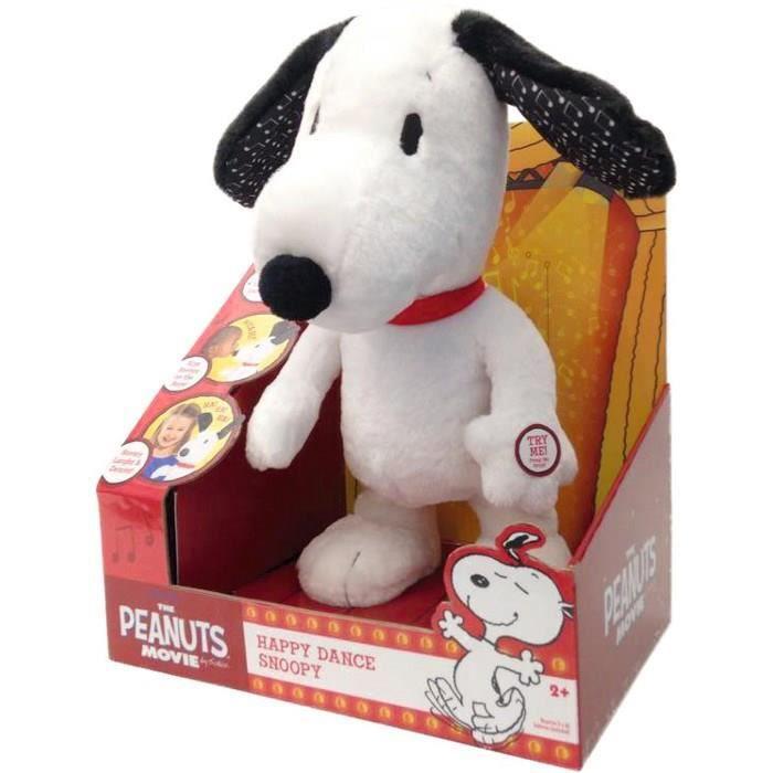 PELUCHE PEANUTS Peluche Snoopy Happy Dance 17 cm