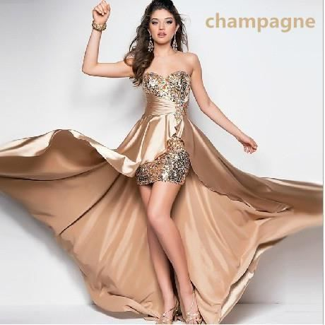 couleur champagne style bandage banquet dress achat. Black Bedroom Furniture Sets. Home Design Ideas