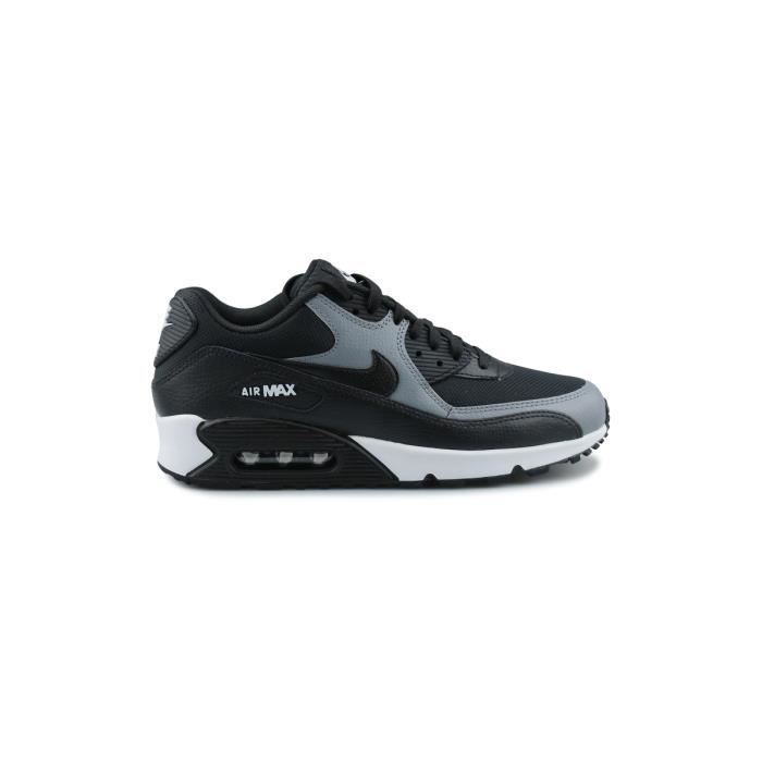 finest selection 62432 74d2d Basket Wmns Nike Air Max 90 Noir 325213-037