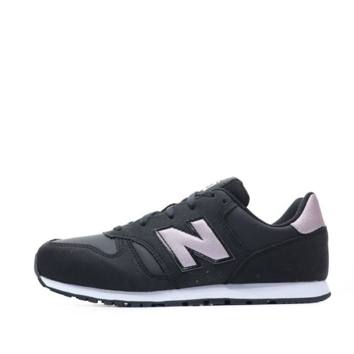 basket noir new balance