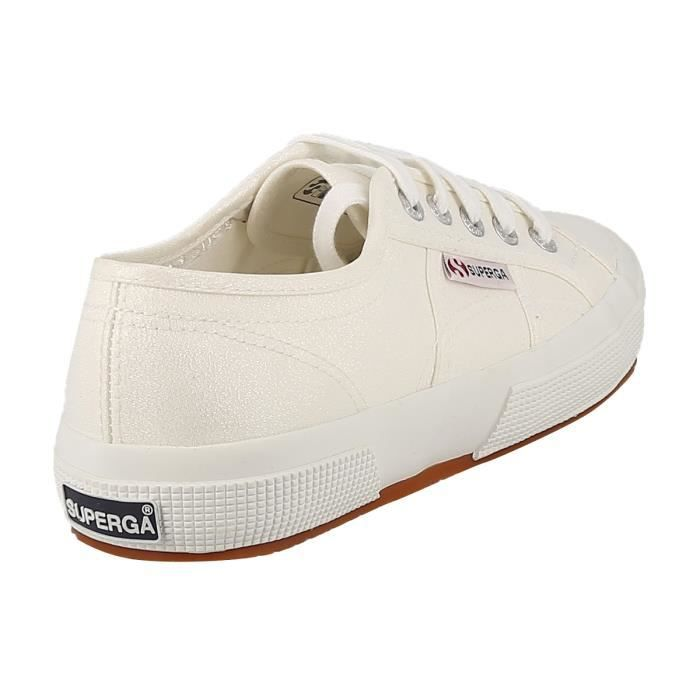 Baskets basses - SUPERGA LAME