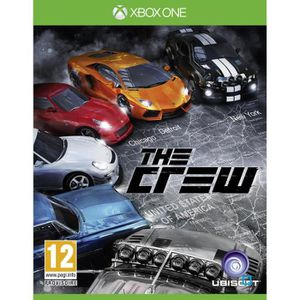 JEUX XBOX ONE The Crew Jeu XBOX One