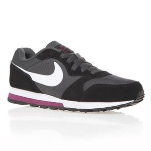 newest 8772d 06365 BASKET NIKE Baskets MD Runner 2 - Femme - Noir