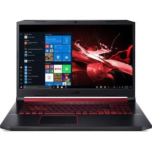ORDINATEUR PORTABLE ACER PC Portable Gamer - Nitro AN517-51-520C - 17,