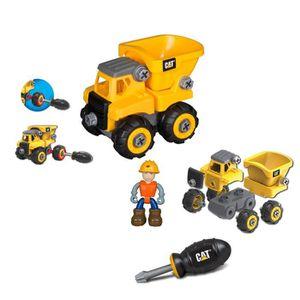 CAMION ENFANT Caterpillar Jeu de camion jouet 80901