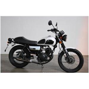 Classic Mini échappement arrière pour moto de montage-Neuf