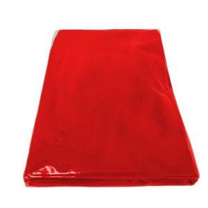 PROTÈGE MATELAS  Coton Housse pour futon simple matelas - Rouge pro