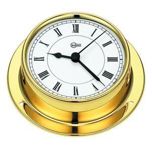 INSTRUMENT NAVIGATION BARIGO Horloge Marine Laiton Tempo