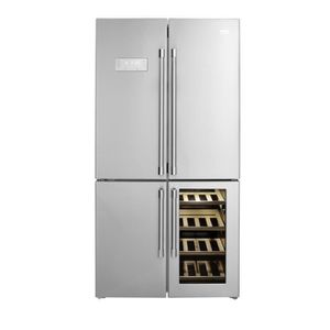 RÉFRIGÉRATEUR CLASSIQUE BEKO Réfrigérateur GN1416220CX