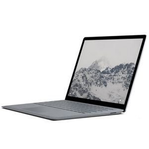Achat PC Portable MICROSOFT Surface Laptop  Core i5 RAM 4 Go  SSD 128 Go - Silver pas cher
