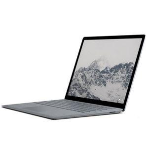Vente PC Portable MICROSOFT Surface Laptop  Core i5 RAM 4 Go  SSD 128 Go - Silver pas cher