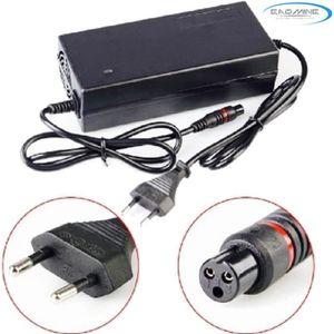 ACCESSOIRES GYROPODE - HOVERBOARD Chargeur de batterie 24v/36V 9mm. pour trottinette