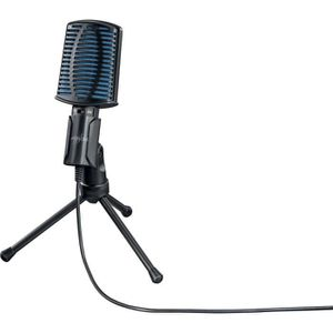 MICROPHONE HAMA 00113791 Micro + Mini pied Xstr3Am Essential