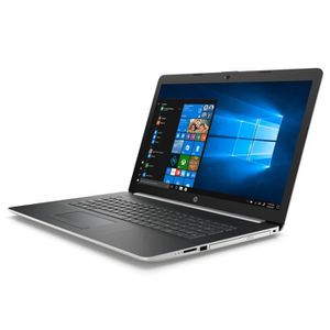 ORDINATEUR PORTABLE HP 17by1013nf (7BV46EA) - Intel Core i5-8265U 8 Go