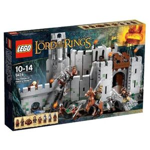 ASSEMBLAGE CONSTRUCTION LEGO THE LORD OF THE RING TM - 9474 - JEU DE CO…