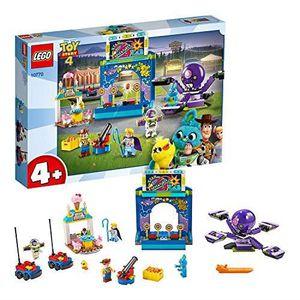 ASSEMBLAGE CONSTRUCTION LEGO®-4+ Toy Story 4™ Le carnaval en folie de Buzz
