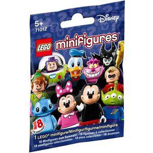 NEUF LEGO MINI FIGURINE /& FIGURE Série Disney 71012 Ursula N°17