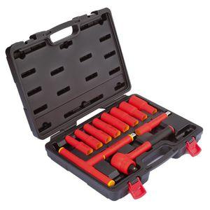 PACK OUTIL A MAIN MANNESMANN Coffret douilles d'outils d'électricien