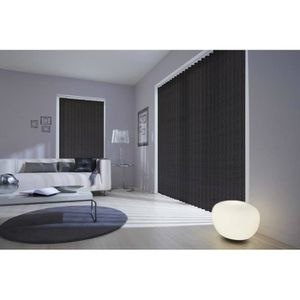store a lamelles verticales achat vente store a lamelles verticales pas cher cdiscount. Black Bedroom Furniture Sets. Home Design Ideas