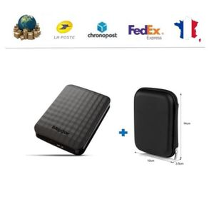 DISQUE DUR EXTERNE Maxtor 4 To Disque Dur Externe USB 3.0 4 To STSHX-
