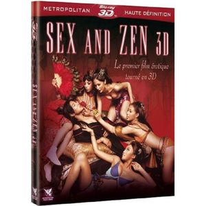 BLU-RAY FILM Blu Ray - Sex and Zen 3D [Blu-ray 3D]