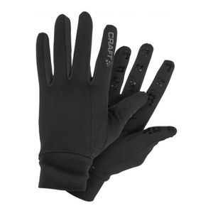 CRAFT Hybrid Weather Gants de Running Chauds Mixte