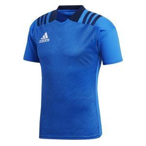 on sale 1a4b6 27d33 MAILLOT DE RUGBY Maillot rugby Adidas training V2 bleu