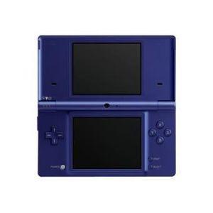 CONSOLE DS LITE - DSI Console NINTENDO DSI JAPONAISE BLEU Foncé COMPATIB
