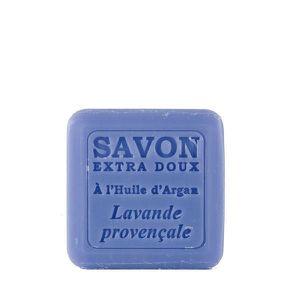 SAVON - SYNDETS Savon à l'huile d'Argan BIO parfum Lavande