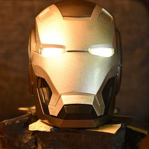 ENCEINTE NOMADE Iron Man Mini enceinte portable Bluetooth Soutien