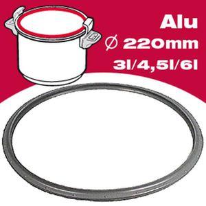 ACCESSOIRE AUTOCUISEUR SEB Joint autocuiseur émail 790401 4,5-6L Ø 22cm g