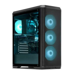 UNITÉ CENTRALE  PC Gaming, Intel i5, GTX 1650, 480Go SSD, 2To HDD,