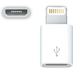 CÂBLE TÉLÉPHONE Adaptateur Lightning Vers Micro-Usb Femelle pour A