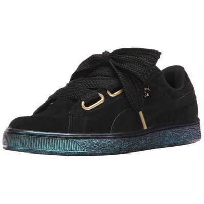 Qjw1v Wn Suede Sneaker Satin Coeur Taille Mode 2 1 39 Puma YwRaqXx