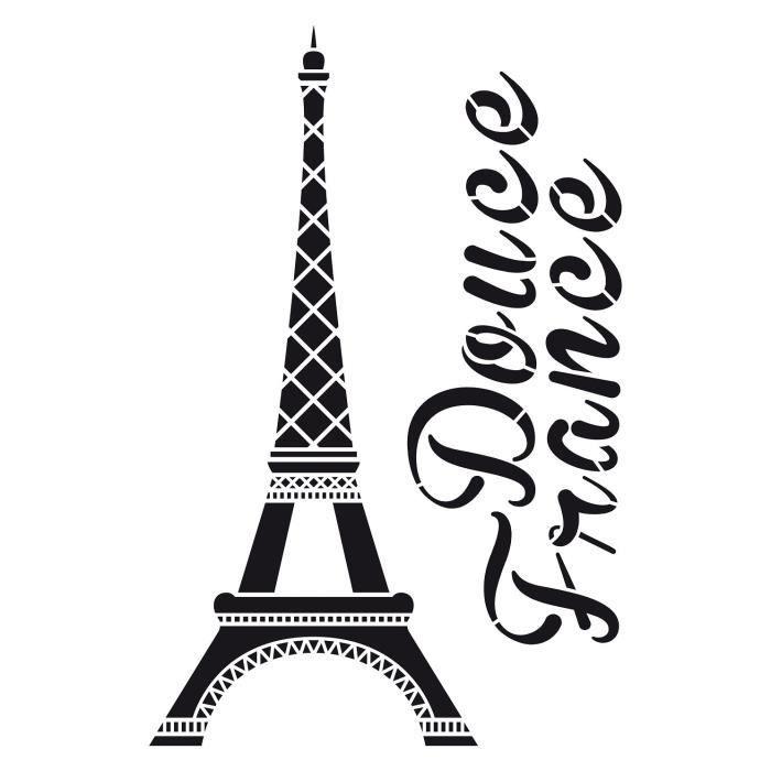 Artemio Pochoir A3 Tour Eiffel