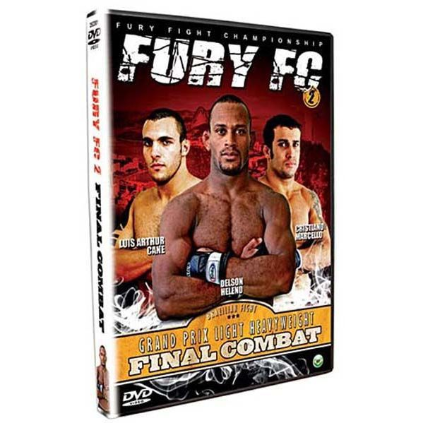DVD DOCUMENTAIRE DVD Fury FC 2