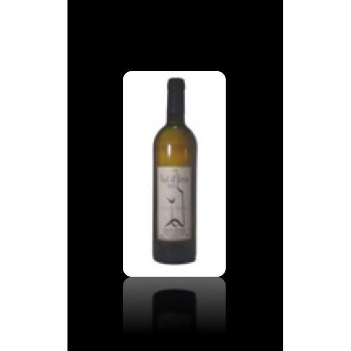 Val d'Iris blanc, cuvée St Vincent 2012 Blanc