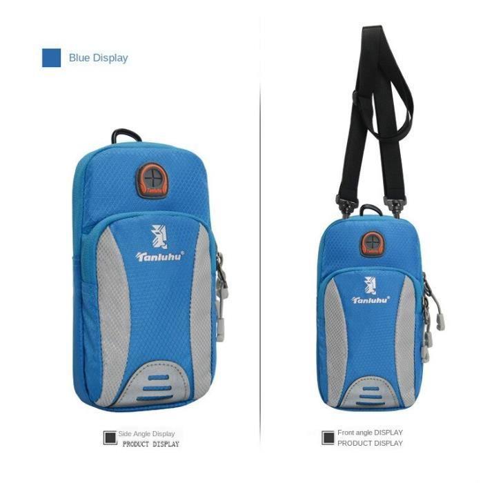 Sac multifonctionnel pour téléphone portable, sacoche extérieur pour hommes et femmes, sac à bras de sport pou PK2830304
