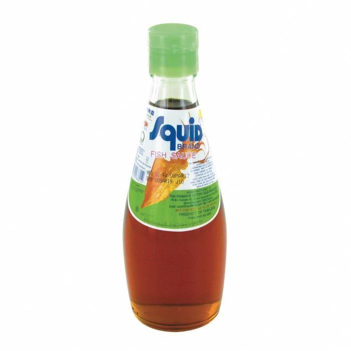 Sauce de poisson / Sauce Nuoc Mam 300ML - Squid Brand - 1 bouteille