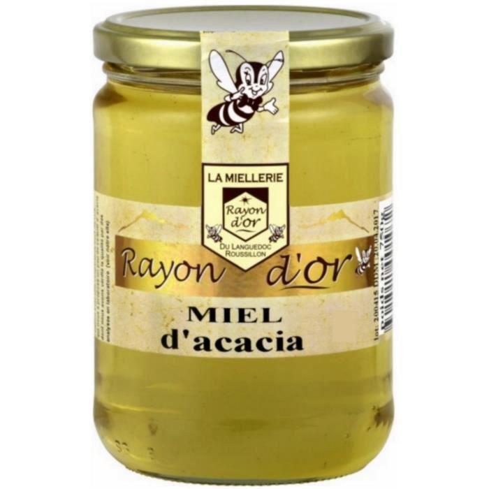 Miel d'acacia 270 gr