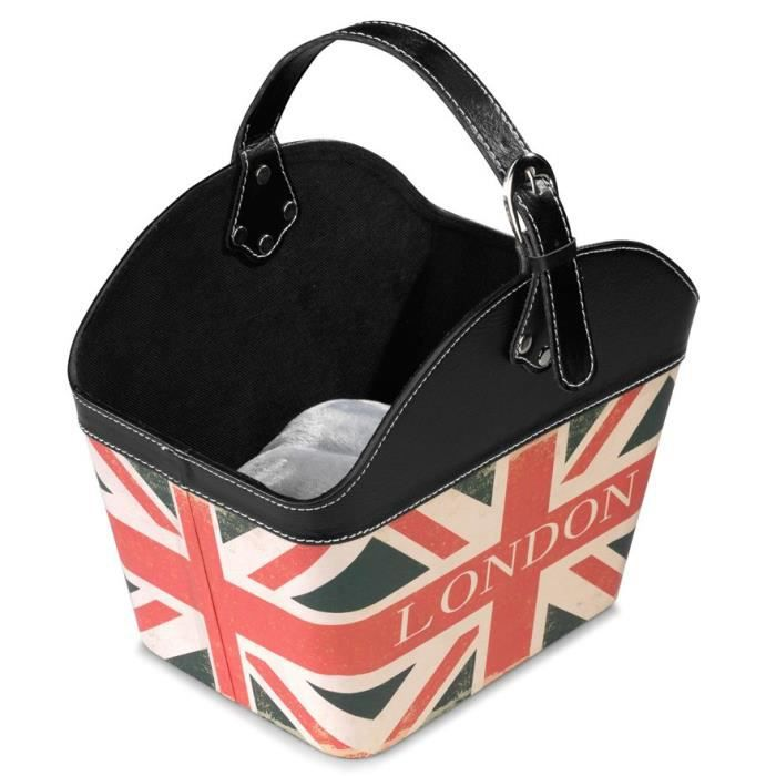 D&D Panier Basket London - 35x24x38cm - Pour chat