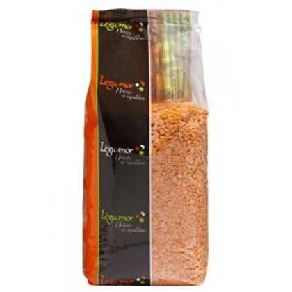 LEGUMOR Lentille corail - 1 kg