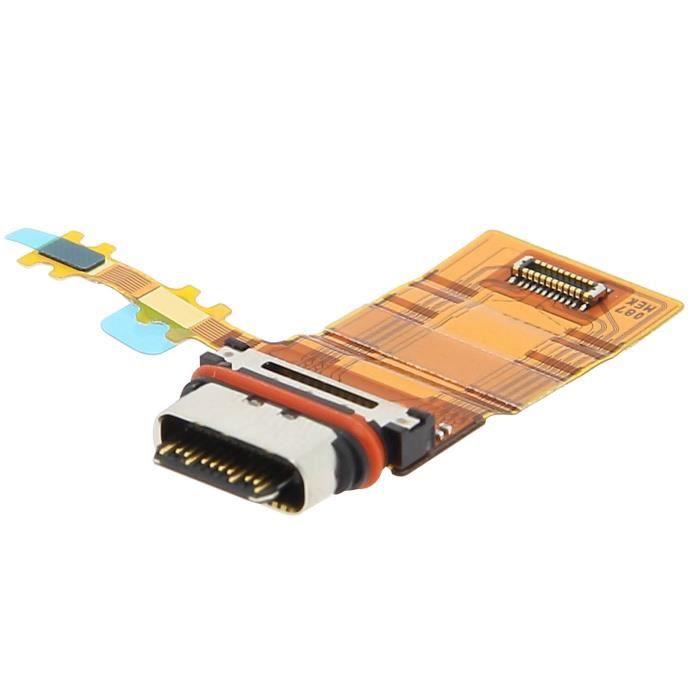 Nappe + Prise de Charge Xperia XZ1 - Connectique USB type C