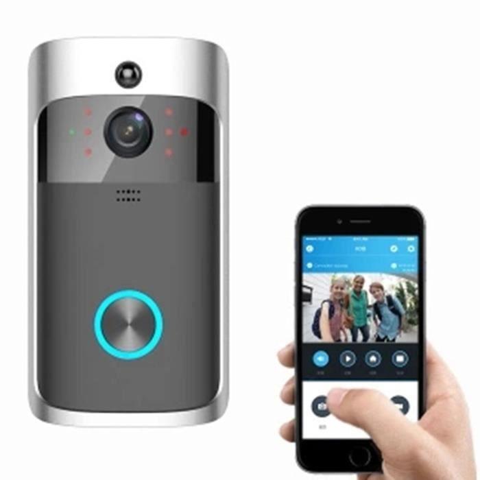 """Résultat de recherche d'images pour """"Smart Wifi Sonnette sans fil"""""""""""