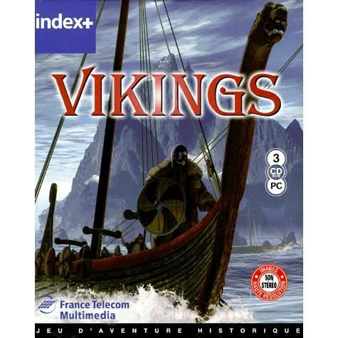 vikings aventure achat vente jeu pc vikings cdiscount. Black Bedroom Furniture Sets. Home Design Ideas