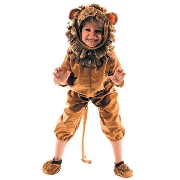 costume lion enfant 3 5 ans achat vente d guisement panoplie cdiscount. Black Bedroom Furniture Sets. Home Design Ideas