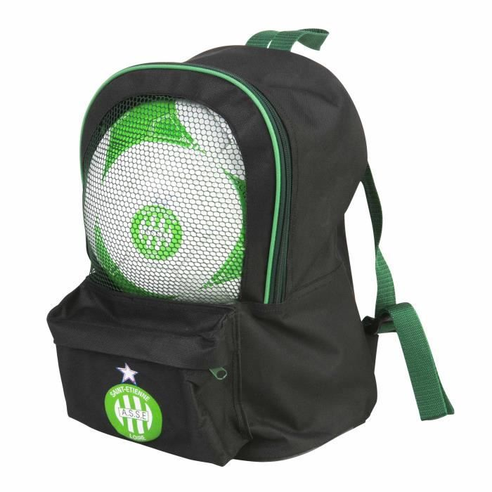 76c1dab18e Football Kit Sac + ballon + coupelles + pompe + brassard ASSE - Collection  officielle AS SAINT ETIENNE